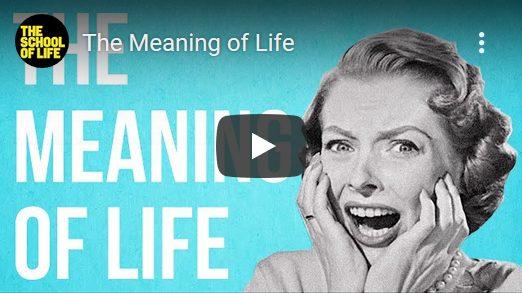 De betekenis van het leven volgens de School of Life