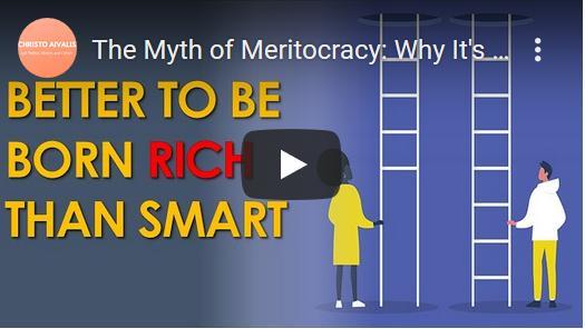 De mythe van de meritocratie