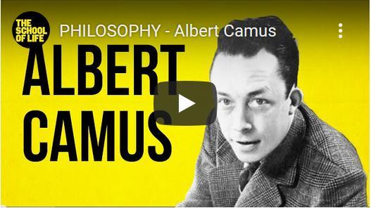 De filosofie van Albert Camus