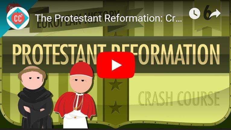 De Protestantse reformatie: context en geschiedenis
