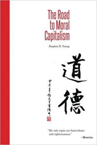 cover of the road to moral capitalism