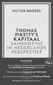 Thomas Piketty's kapitaal. Samengevat in Nederlands perspectief