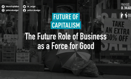 The Role of Business as a Force for Good – Recording of the Live Cast Now Available