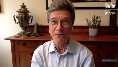 Economist Jeffrey Sachs