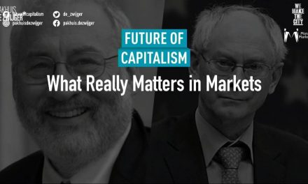 What Really Matters in Markets – Recording of the Live Cast Now Available