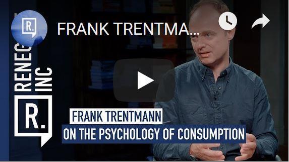 Ideeëngeschiedenis van het consumisme