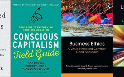Verlicht Kapitalisme, Bewust Leiderschap en Deugdenethiek; Vier Recente Boeken