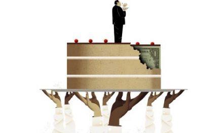 Er Is Geen Moreel Recht op Rijkdom