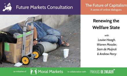 Renewing the Welfare State; Panel Discussion & Presentation of Report on 29 April