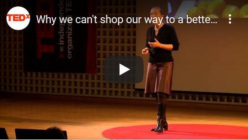 Waarom we door te winkelen geen betere economie kunnen realiseren