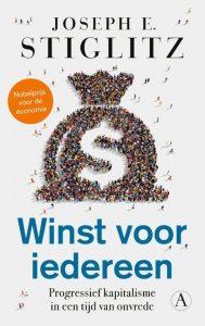 Winst voor Iedereen, door Joseph Stiglitz