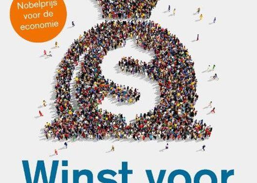 """Joseph Stiglitz: """"Hoe Gelijker een Land, Hoe Hoger de Economische Groei"""""""